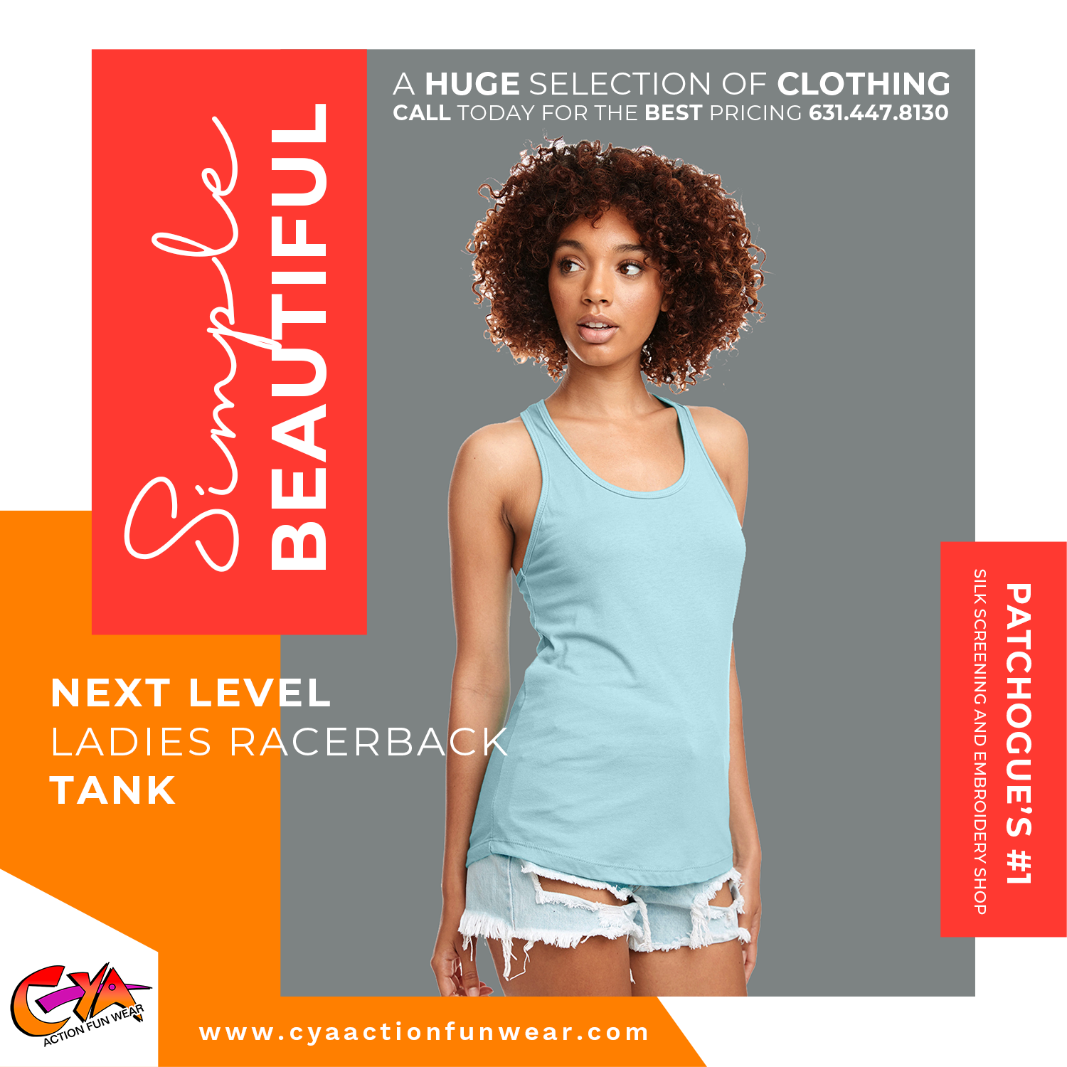 Best Lady Tank Top Prices Patchogue New York