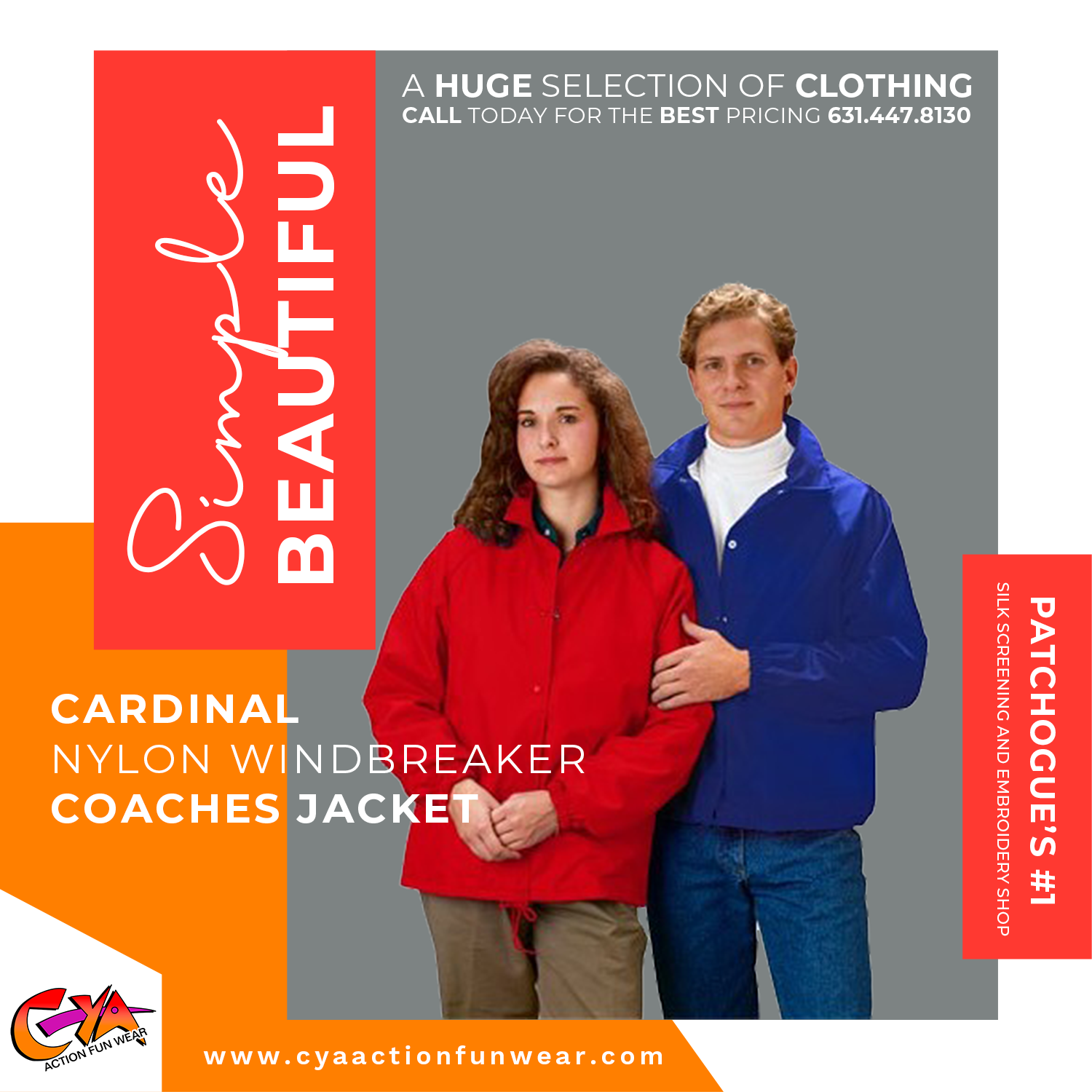 Best Windbreaker Prices Patchogue New York