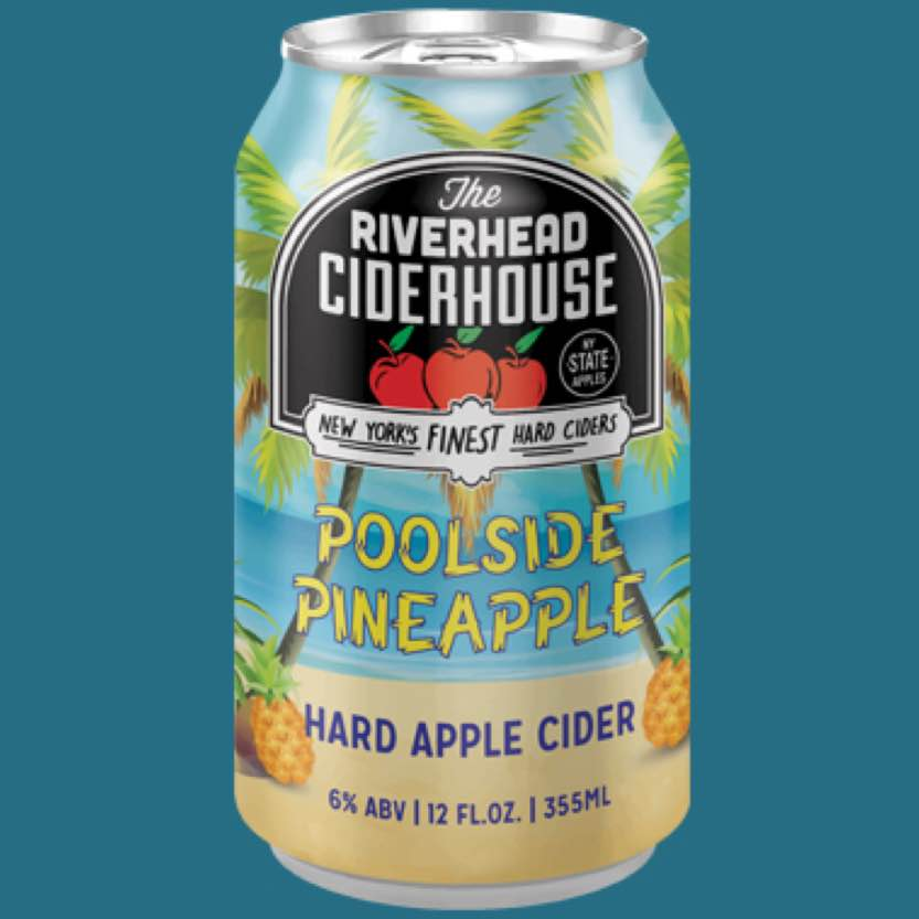 Riverhead Cider Can
